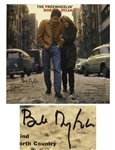 Bob Dylan Signed Album The Freewheelin Bob Dylan -- With Epperson COA