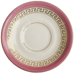 White House China Saucer From the Personal Collection of Mary Todd Lincoln