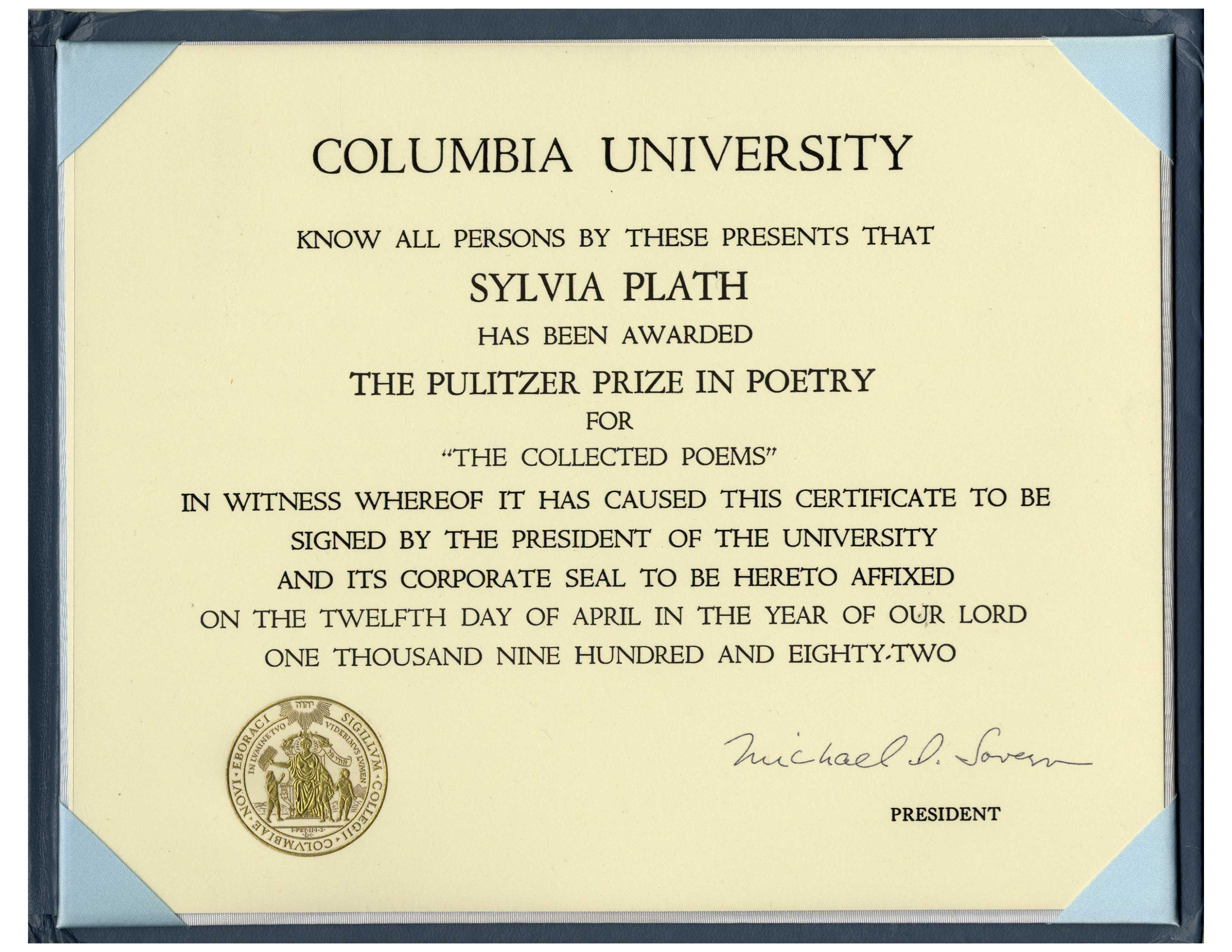 the collected poems sylvia plath pdf