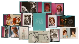 David Bowie Signed Limited Edition of The Rise of David Bowie, 1972-1973 -- Taschen Book With Fantastic, Personal Images of Bowie From His Early, Ziggy Stardust Days