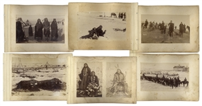 52 Photographs of the Wounded Knee Massacre and Its Aftermath -- The Most Comprehensive Photo Album of the Massacre With Many Unpublished Photos