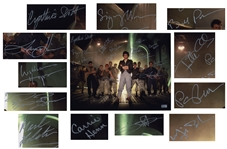 Aliens Cast Signed 11 x 14 Photo