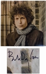 Bob Dylan Signed Double Album Blonde on Blonde -- With Roger Epperson COA