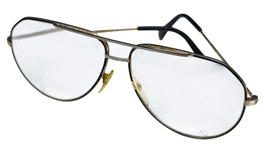 Bruce Lee Owned & Used Reading Glasses -- From the Estate of Lees Protege Herb Jackson