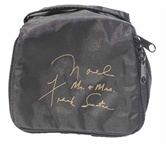 Christmas Travel Bag Owned by Frank Sinatra