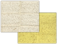 Civil War Letter Archive by a 107th Illinois Corporal -- ...They came near drawing us into as nice a trap as was ever set to catch human flesh...they fled...leaving all their killed & wounded...
