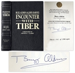 Limited Edition Encounter With Tiber Signed By Astronaut Buzz Aldrin