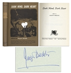 August Derleth Dark Mind, Dark Heart First Edition Signed -- One of Only 2,493 First Edition Copies