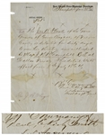 Texas Cavalry Special Orders From 1864 -- For a Private in Ganos Guards of Ganos Brigade