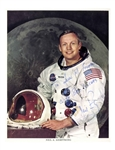 Neil Armstrong Signed 8 x 10 Photo