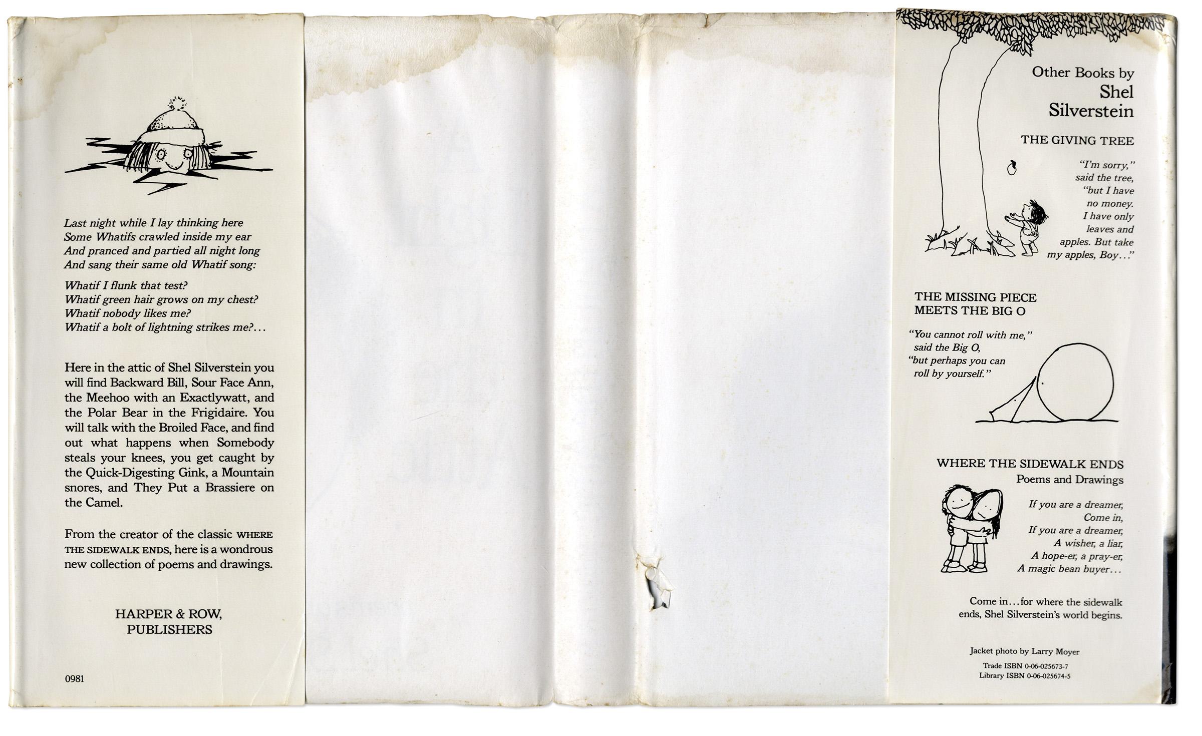 shel silverstein books - HD2400×1470