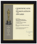 1970 Academy Award Nomination for the Song Till Love Touches Your Life