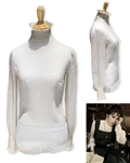 Audrey Hepburns Personally Owned Blouse From My Fair Lady