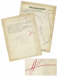 Hunter S. Thompson Letter Signed -- ...GOT ANOTHER JOB......LECTURING ON THE BEAT GENERATION AT A NEARBY RESORT......$20 AN HOUR...