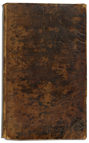 First Edition of ''Israel Vindicated'' Signed by Its Author, George Houston, ''An Israelite'' -- Included in ''Sabin Americana'', the Most Important Books Related to the Americas From 1500-1926