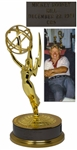 Mickey Rooneys Emmy Award for Outstanding Lead Actor for Bill -- The Only Emmy Won by Rooney -- Directly From the Mickey Rooney Estate