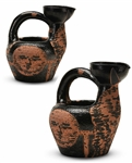 Pablo Picasso Centaure et Visage, Number 188 -- Pitcher Created at the Madoura Pottery Studios in a Small Edition of 125