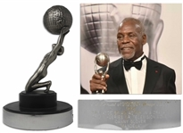 Danny Glovers NAACP Best Actor Award for His Portrayal of Nelson Mandela in the 1987 Film Mandela