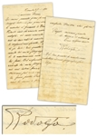 Rudolph Valentino Autograph Letter Signed With His Real Name Rodolfo -- ...Im sending you my photograph with this letter, and I hope youll send me one of you as soon as you get one taken...