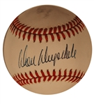 Don Drysdale Baseball Signed