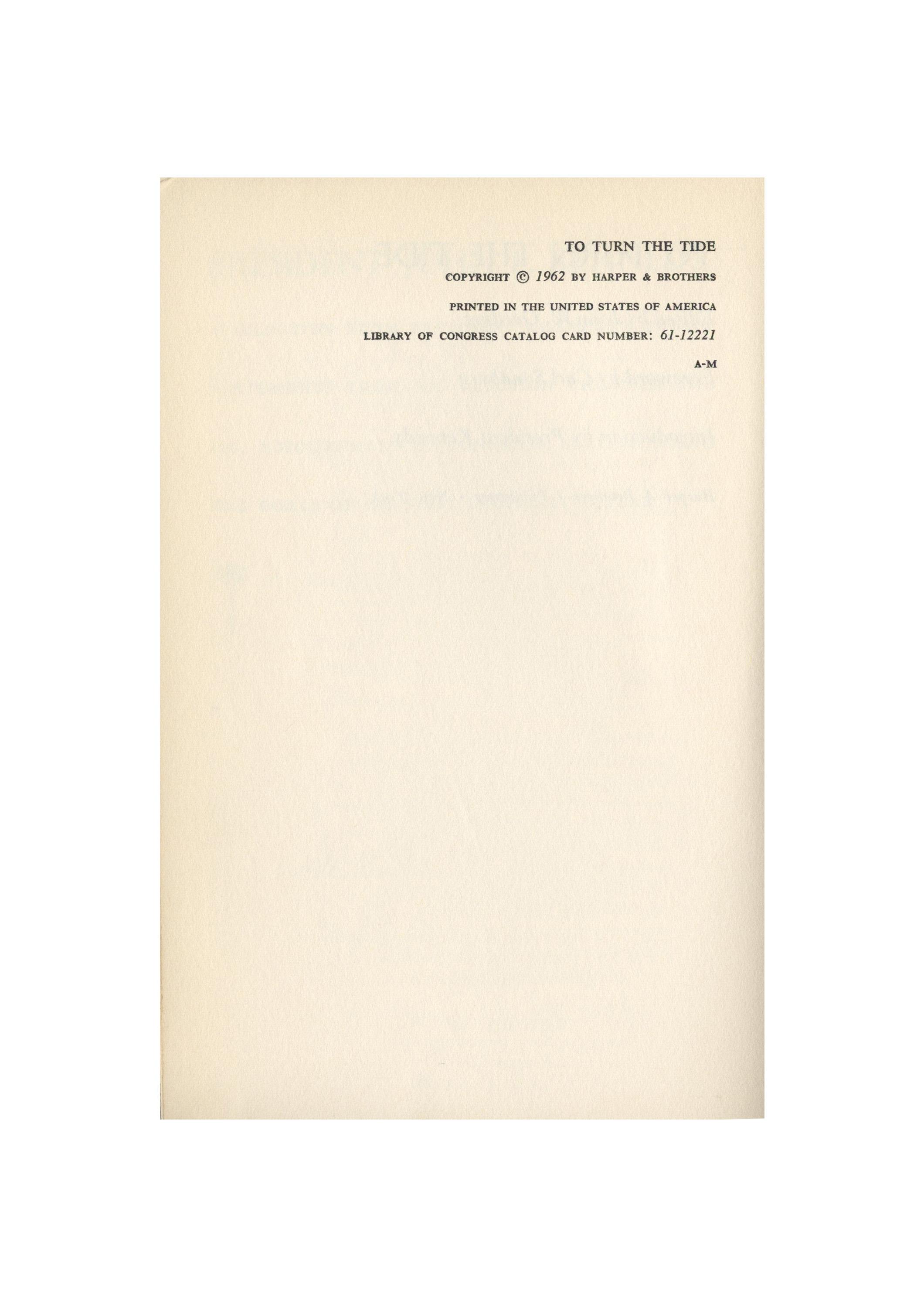 Lot Detail - John F. Kennedy Signed Book as President