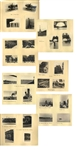 WWII German Luftwaffe Rare Photograph Album -- 189 Photos With Captions