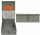 2000 Presidential Ballot Transfer Case Used in Palm Beach, Florida -- The County That Caused the U.S. Presidential Race to Be Decided by the Supreme Court