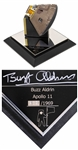 Buzz Aldrin Signed Limited Edition Apollo 11 Command Module Model -- Fine Condition