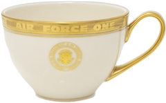 George H.W. Bush China Cup Used Aboard Air Force One