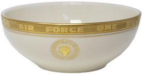 George H.W. Bush China Bowl Used Aboard Air Force One