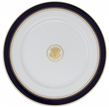 Ronald Reagan White House China Dinner Plate