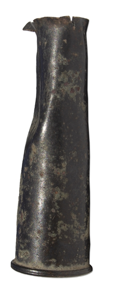 Bullet Shell Casing From the Battle of Little Bighorn -- From the Stella Foote Collection
