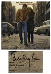 "Bob Dylan Signed Album ""The Freewheelin Bob Dylan"" -- With Roger Epperson & Jeff Rosen COAs"