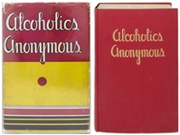First Edition, First Printing of Alcoholics Anonymous Big Book in Original Dust Jacket -- One of the Most Attractive Copies Weve Encountered, in Near Fine Condition