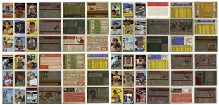 Over 200 Dodgers Baseball Cards, From the 1930s to 1970s -- Owned by the Mulvey Family