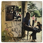Pink Floyd Signed Ummagumma Album -- Signed by All Four Members: Roger Waters, Richard Wright, Nick Mason & David Gilmour -- With Roger Epperson COA