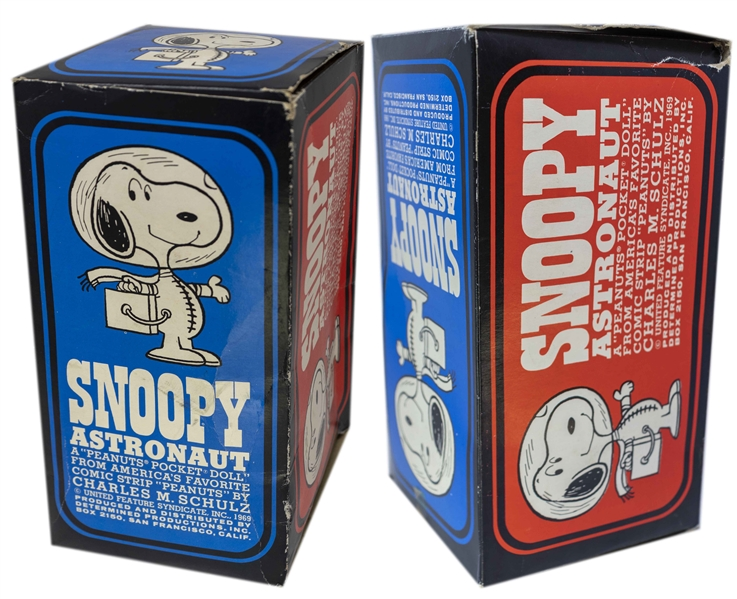 ''Snoopy Astronaut'' Classic Toy From 1969 to Commemorate the Apollo 10 Mission -- Near Fine Condition