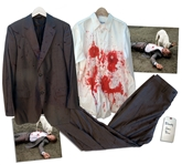 Sean Penn Screen-Worn Costume From the 2008 Barry Levinson film What Just Happened