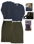 Jessica Alba Screen-Worn Outfit from The Killer Inside Me -- Dramatic With Movie Studio Blood