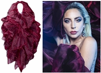 Costume Worn by Lady Gaga During the Launch of Her Makeup Line