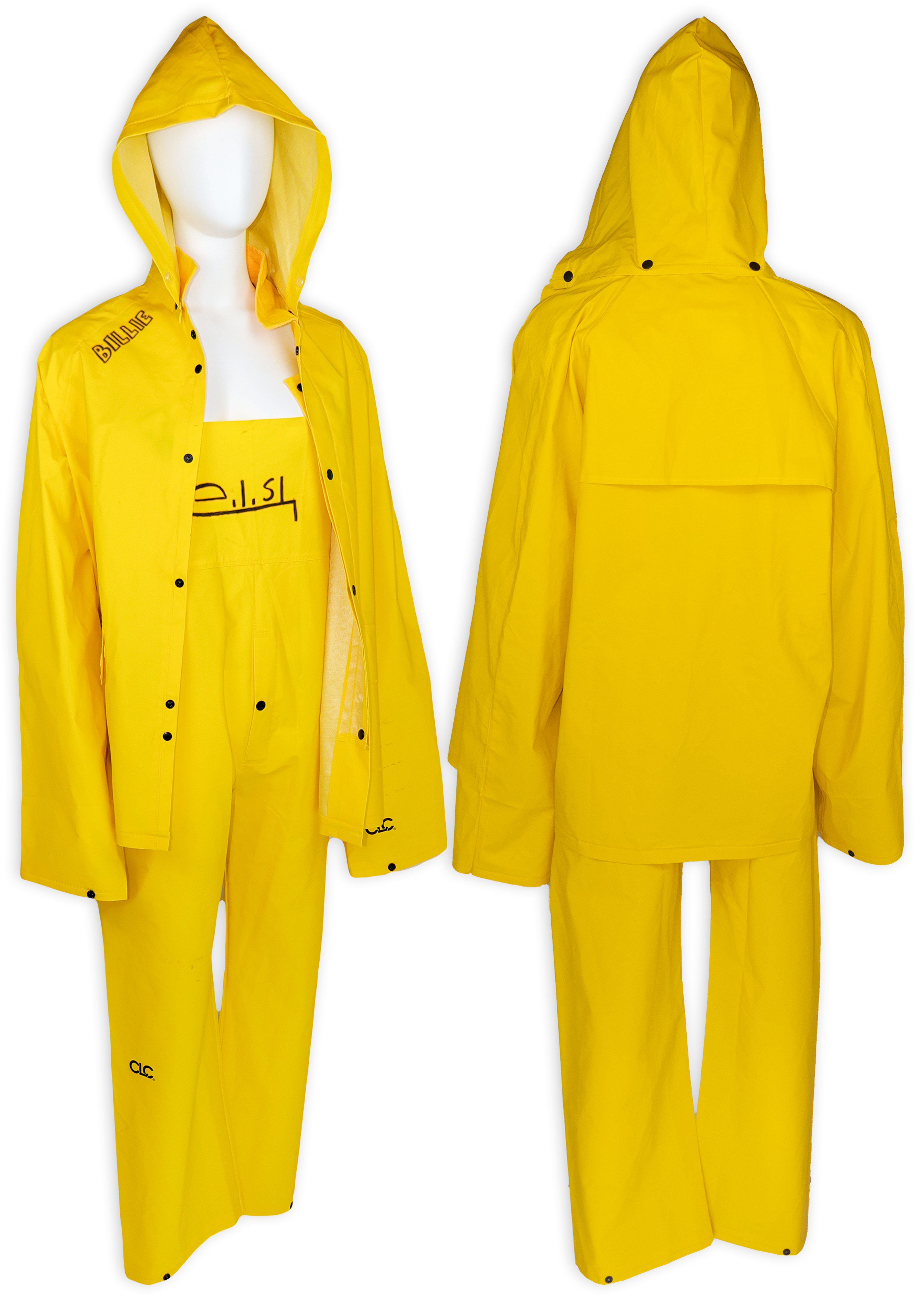Lot Detail Billie Eilish Personally Owned Worn Signed Outfit