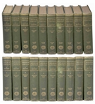 Abraham Lincoln Complete 10 Volume Set of His Definitive Biography Abraham Lincoln: A History -- Written by His Secretaries John Hay & John Nicolay