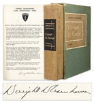 Dwight D. Eisenhower Signed D-Day Speech From the Limited Edition of Crusade in Europe -- Housed in Rare Slipcase