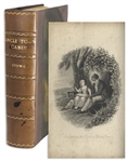 Harriet Beecher Stowe 1852 UK Edition of Uncle Toms Cabin