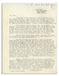 Fascinating Hunter S. Thompson Letter From March 1964 Regarding the Sheraton Palace Hotel Strike, phoney liberals & More -- ...I honestly think the Establishment has got the fear...