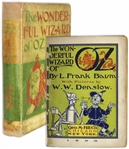 L. Frank Baums The Wonderful Wizard of Oz First Edition, Second State