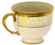 Bill Clinton White House China Cup to Honor the 200th Anniversary of the White House