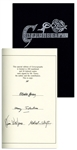 Edward Gorey Signed First Limited Edition of Goreyography -- One of the Lettered First Limited Editions
