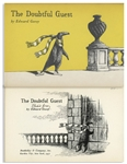 Edward Gorey Signed First Edition of His 1957 Book The Doubtful Guest