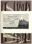 Edward Gorey Signed First Edition of The Dong with a Luminous Nose -- Considered One of Goreys Best Illustrated Books